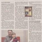 Mindelheimer Zeitung 4.Dezember 2010