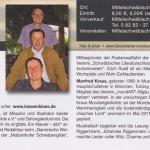 Programmheft Literaturherbst Krumbach 2011