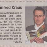 Unterallgäu Rundschau 15. Mai 2013