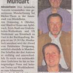 Unterallgäu Rundschau 22. August 2012