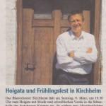 Mindelheimer Zeitung 8. März 2013