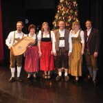 Adventslesung mit der Stubenmusik Unterlandler im Kurtheater Bad Wörishofen (Dezember 2013)