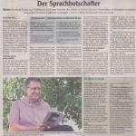 Mindelheimer Zeitung 7. August 2013