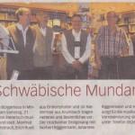 Unterallgäu Rundschau 4. September 2013