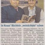 Memminger Zeitung vom 15. November 2013