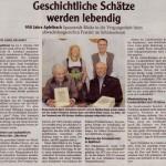 Mindelheimer Zeitung, 2. November 2013
