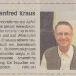 Unterallgäu Rundschau 27. Dezember 2013